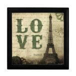 Vintage Paris Gift Box