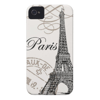 Vintage Paris...iphone 4 case