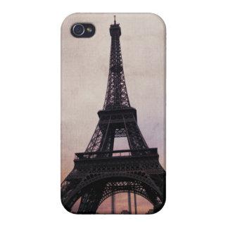 Vintage Paris iPhone 4 Case