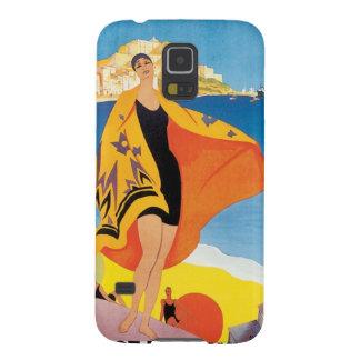 Vintage Paris Lyon Mediterranee Galaxy S5 Case