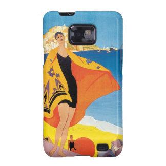 Vintage Paris Lyon Mediterranee Samsung Galaxy S2 Cases