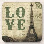 Vintage París Posavasos