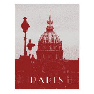 Vintage Paris Post Cards