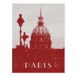 Vintage Paris Postcard