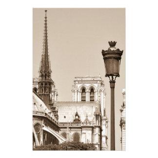 Vintage Paris Stationery