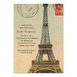 Vintage Paris Sweet Sixteen Birthday Party Invite at Zazzle