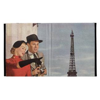 Vintage París - torre Eiffel