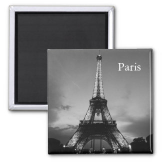 Vintage Paris Travel Tourism Magnet