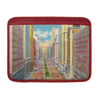 Vintage Park Avenue  New York - Sleeve For MacBook Air
