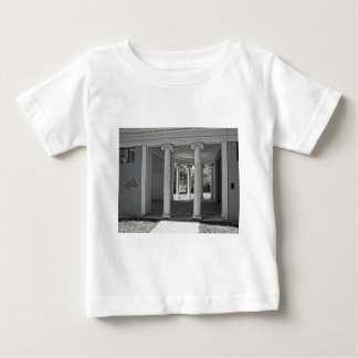 Vintage Parthenon Pillars Baby T-Shirt