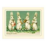 Vintage Pascua Postales