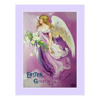 Vintage Pascua Tarjetas Postales