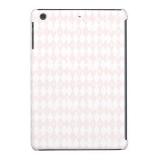 Vintage Pastel Pink Diamonds iPad Mini Case