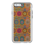 Vintage patchwork with floral mandala elements incipio feather shine iPhone 6 case