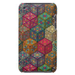 Vintage patchwork with floral mandala elements iPod touch Case-Mate case