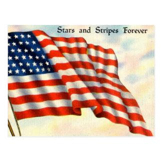 Vintage Patriotic 4th of July Postcards