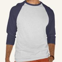 Vintage Patriotic Swimmers Men's Shirt