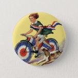 retro, vintage 4th of july, americana, kitsch,