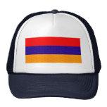 Vintage Pattern Armenian Flag Hat
