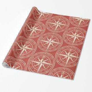Vintage Pattern Gift Wrap