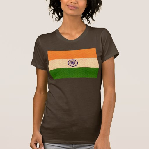 Vintage Pattern Indian Flag Shirts