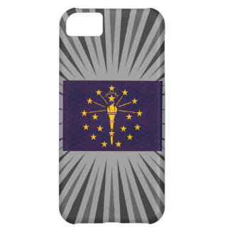 Vintage Pattern Indianan Flag iPhone 5C Cases