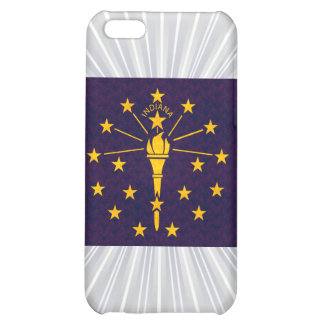 Vintage Pattern Indianan Flag iPhone 5C Covers