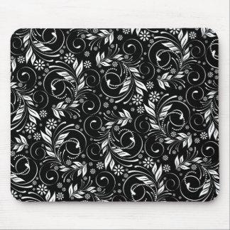 vintage pattern mouse pad