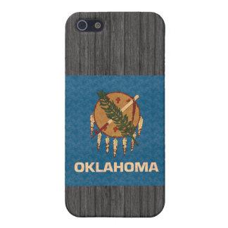 Vintage Pattern Oklahoman Flag iPhone 5 Case