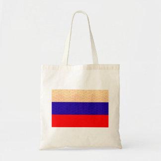 Vintage Pattern Russian Flag Bags