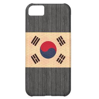 Vintage Pattern South Korean Flag iPhone 5C Covers