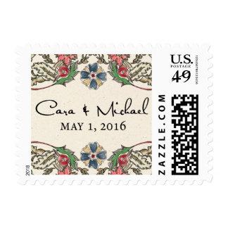 Vintage Pattern Stamp