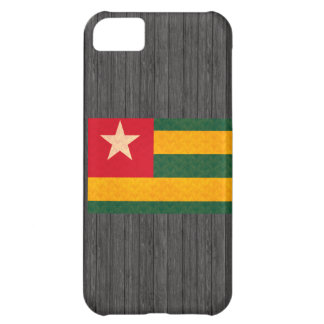 Vintage Pattern Togolese Flag iPhone 5C Cover
