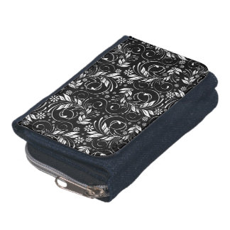 vintage pattern wallets
