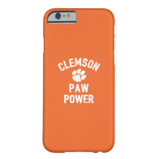 Vintage Paw Power Barely There iPhone 6 Case