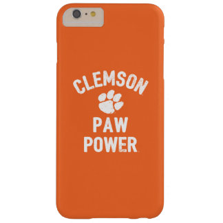 Vintage Paw Power Barely There iPhone 6 Plus Case