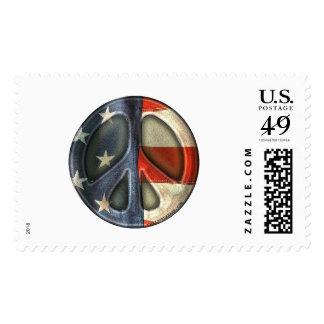 Vintage PAX Postage Stamps