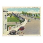Vintage Peace Bridge Crossing New York, Ontario Post Cards