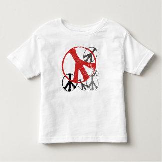 Vintage Peace Kids Toddler T-shirt
