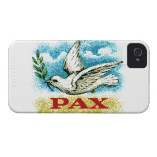 Vintage Peace on Earth Blackberry Case