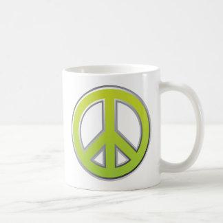 Vintage   Peace Sign Mugs