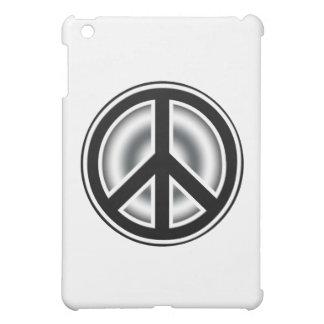 Vintage peace symbol iPad mini cover