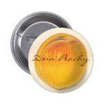 Vintage Peach Button