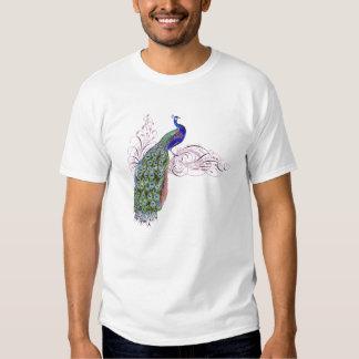 Vintage Peacock Shirt