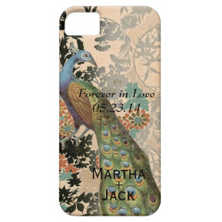 Vintage Peacocks iPhone 5 Cover