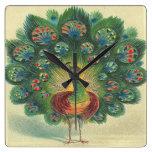Vintage, Peacok hermoso Relojes