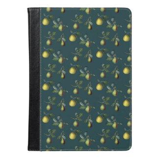 Vintage Pear Illustration iPad Air Case