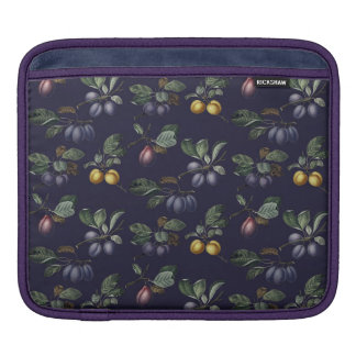 Vintage Pears and Plums Sleeve For iPads