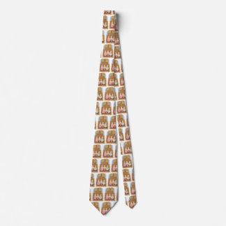 Vintage Pease Porridge Hot Childrens Nursery Rhyme Neck Tie