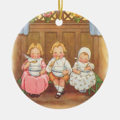 Vintage Nursery Rhyme Humpty Dumpty in Covered